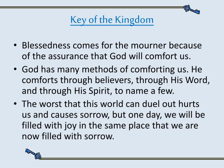 Key of the Kingdom