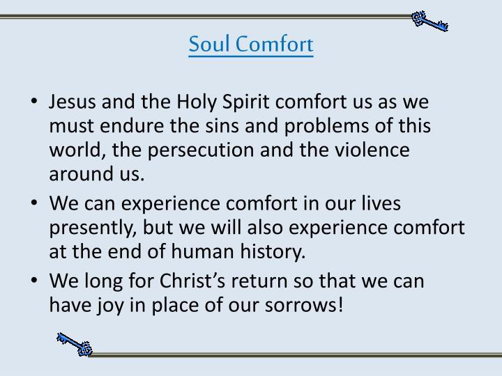 Soul Comfort