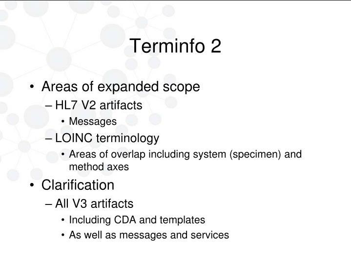 Terminfo