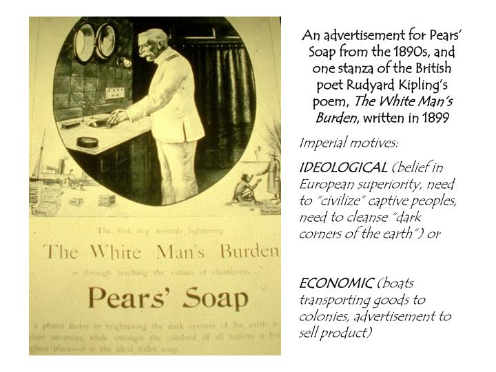 An advertisement for Pears'