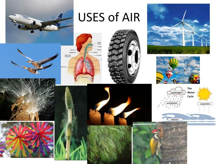 USES of AIR