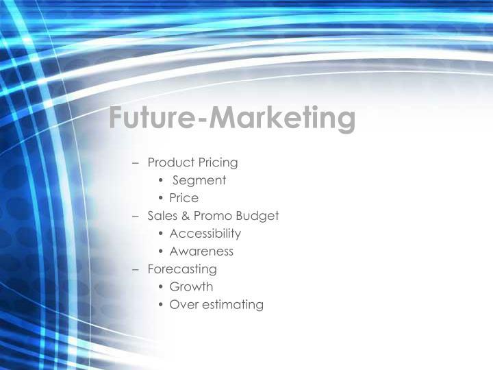 Future-Marketing