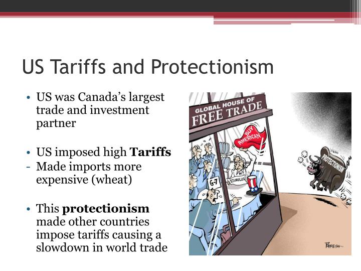 US Tariffs and Protectionism