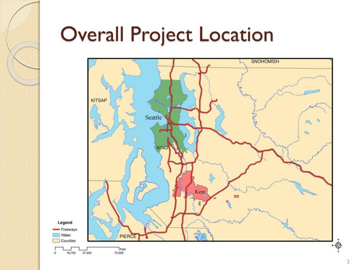 Overall Project Location