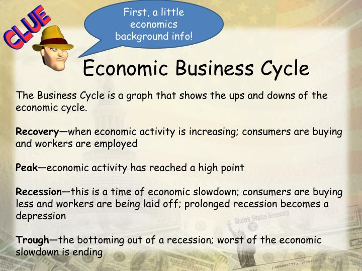 First, a little economics background info!