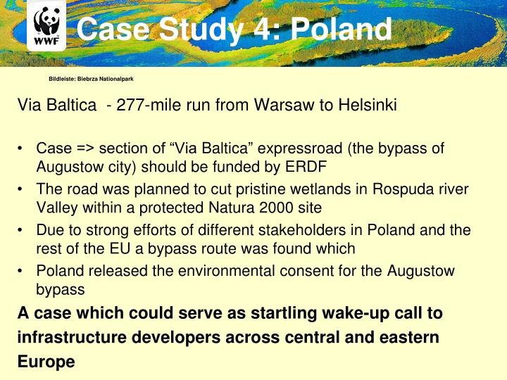 Case Study 4: Poland