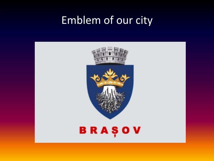 Emblem of
