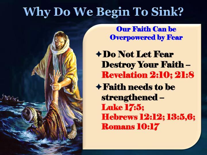 Why Do We Begin