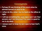 commitaphobia30
