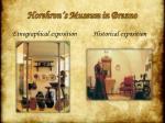 horehron s museum in brezno