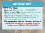 life insurance2