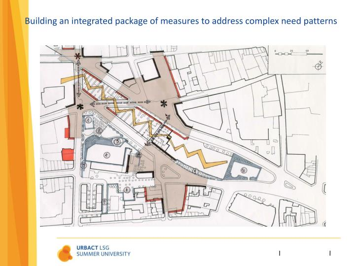 Building an integrated package of measures to address complex need patterns