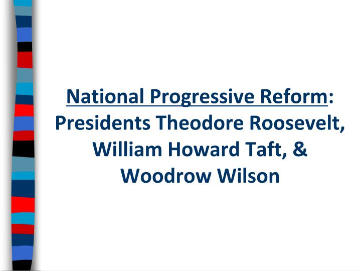 National Progressive Reform