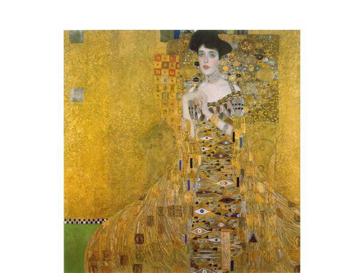 Gustav Klimt – Adele Bloch Bauer