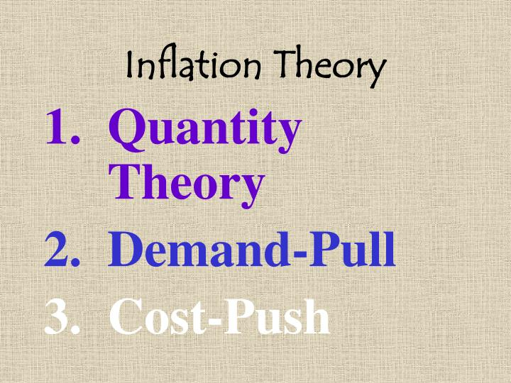 Inflation Theory