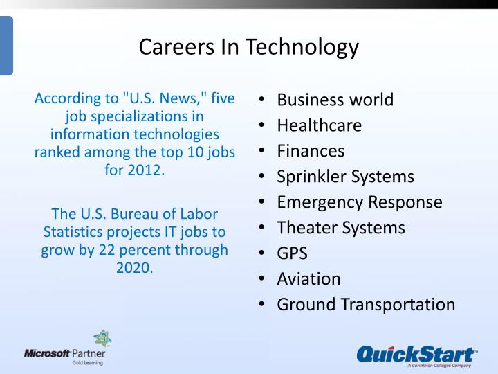 Careers in technology1