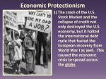 economic protectionism