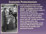 economic protectionism4