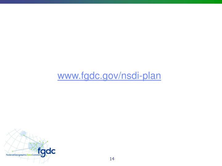 www.fgdc.gov/nsdi-plan