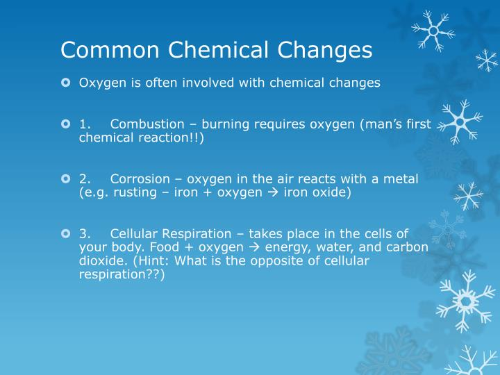 Common Chemical