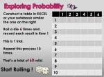 exploring probability