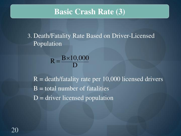 Basic Crash Rate (3)
