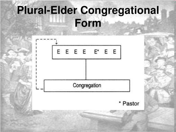 Plural-Elder Congregational Form