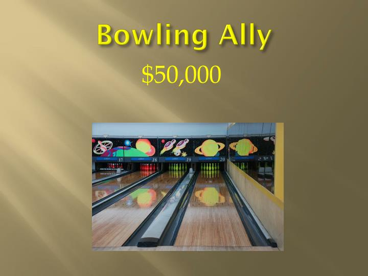 Bowling Ally