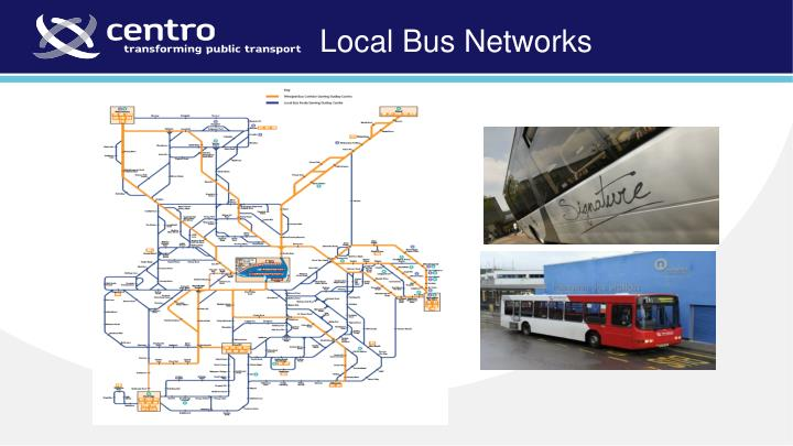 Local Bus Networks