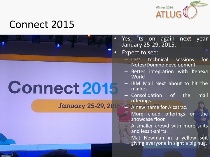 Connect 2015