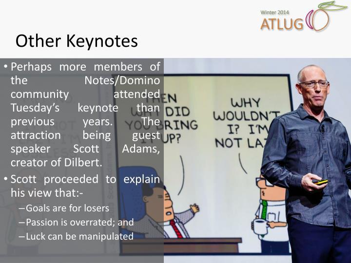 Other Keynotes