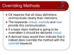 overriding methods1