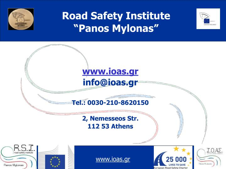 Road Safety Institute