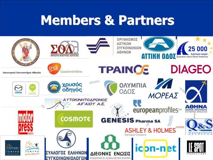 Members & Partners