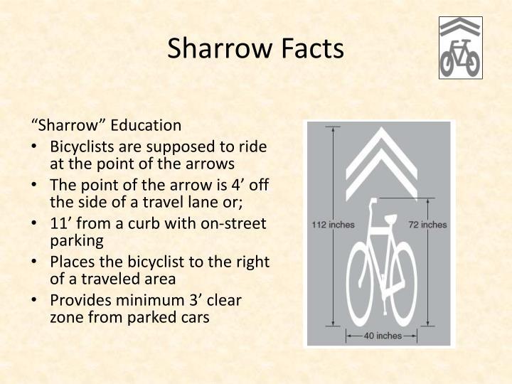 Sharrow