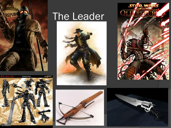 The Leader