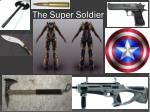 the super soldier