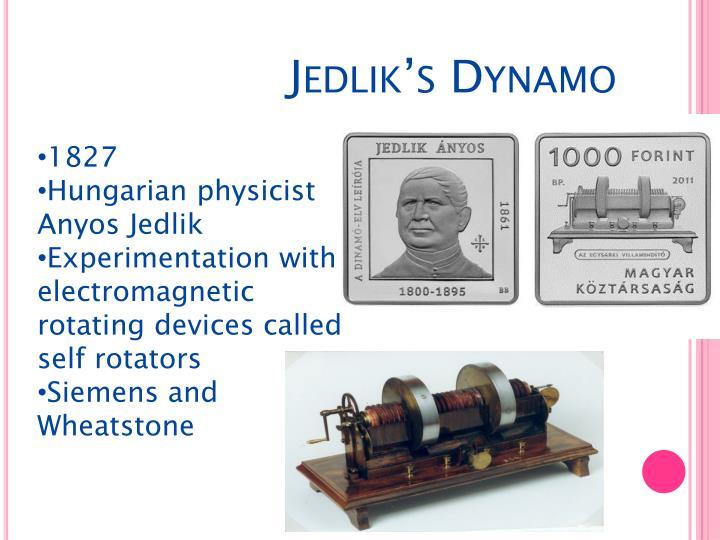 Jedlik's