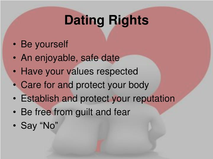 Dating Rights