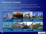soluciones globales