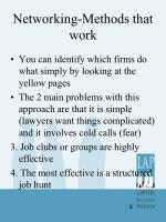 networking methods that work1