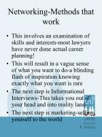 networking methods that work2