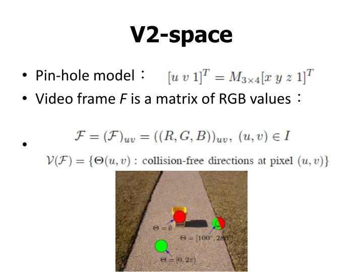 V2-space