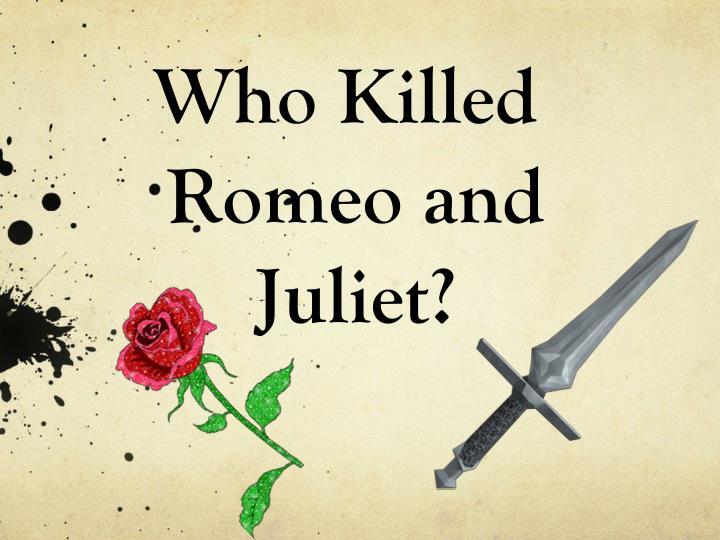 Who Killed