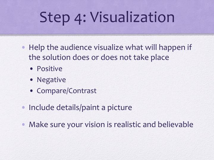 Step 4: Visualization