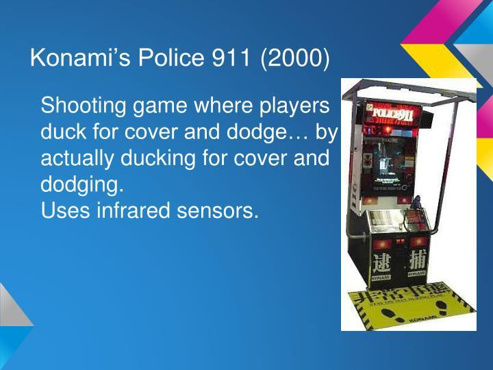 Konami's Police
