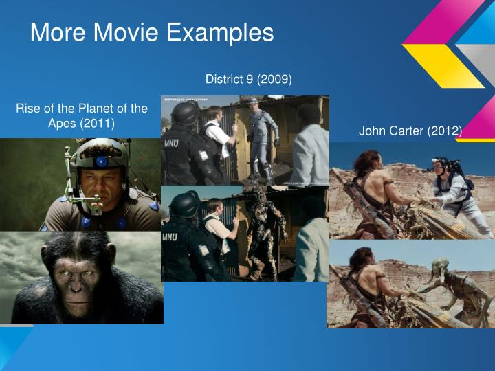 More Movie Examples