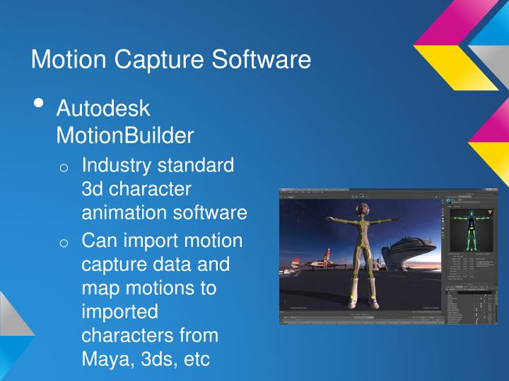 Motion Capture Software