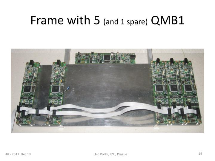 Frame with 5