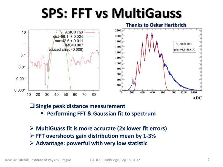 SPS: FFT